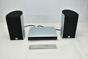 Linn Kiko DSM. All-in-one streamer, amplifier system. Metallic Blue finish.