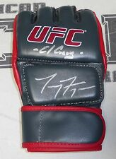Tony Ferguson Signed UFC Glove PSA/DNA COA Ultimate Fighter 13 184 173 Autograph