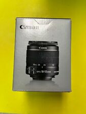 Canon EF-S 18-55mm f/3.5-5.6 IS II Zoom Lens - New