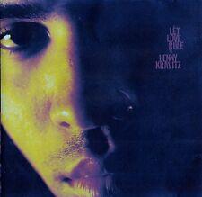 Lenny Kravitz: let Love Rule/CD-Top-stato