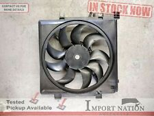 SUBARU IMPREZA G3 WRX RADIATOR COOLING FAN - PASSENGER SIDE - EJ255 07-11 LEFT