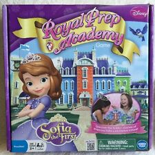 Disney Sofia The First Royal Prep Academy Game NEW in open box