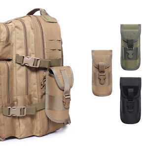 Tactical Hard Glasses Pouch Molle Case Sunglass Holder Carrier Anti-extrusion