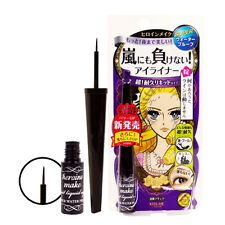 [ISEHAN KISS ME] Heroine Make Impact Liquid Eyeliner Super Waterproof JET BLACK