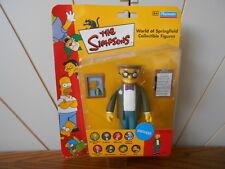WAYLON SMITHERS action figure WORLD OF SPRINGFIELD The Simpsons PLAYMATES 2002