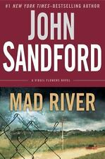 A Virgil Flowers Novel: Mad River 6 by John Sandford (2012, Hardcover)