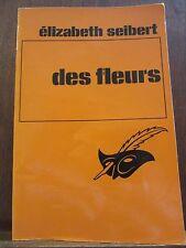 Elizabeth Seibert: Des fleurs/ Le Masque N°1567, Champs-Elysées