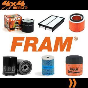 FRAM FILTER KIT FOR SAAB 900 85-92 2.0 TU2 B202L 4 CYL PETROL