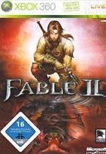 XBOX 360 FABLE 2 II ACTION RPG DEUTSCH GuterZust.