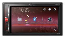 Pioneer MVH-A210BT 6,2 Zoll Bluetooth Autoradio - Schwarz