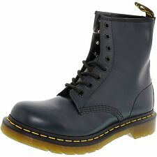 Dr. Martens Men's 1460 8-Eye Smooth Ankle-High Leather Boot