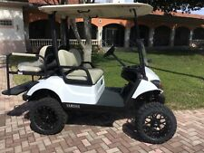 New listing  2018 yamaha drive 2 48v 4 seat Passenger golf cart alloy rims lifted excellent