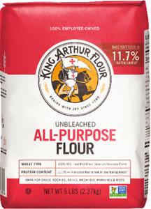 King Arthur All-Purpose Flour Unbleached 5 LB
