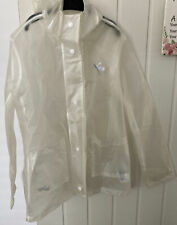 girls abercrombie age 11/12 Rain Coat