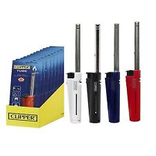CLIPPER LIGHTER BBQ LOG KITCHEN CANDLE LONG REACH STEM TUBE GAS LIGHTERS