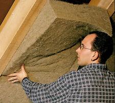 Hanfdämmung Jutefaser 40 mm flexibel Dach Innen Außen 0,038 Palettenware