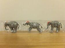 Corgi chipperfields circus éléphants, Rider & Podium figures Models 31902 1:50