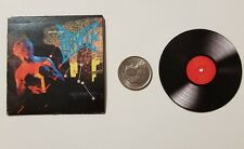 Miniature record Album Barbie Gi Joe 1/6   Playscale  David Bowie Let's Dance