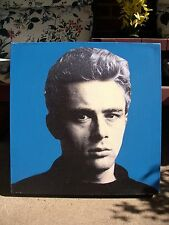 Steve Kaufman - James Dean Oil Canvas Print Art - Signed - Hollywood Art - Rare