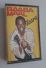 "Taara  ""Baaba Maal"" - K7 / cassette audio / Tape"
