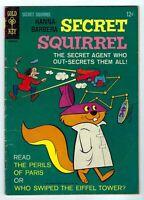 Secret Squirrel #1 1966 Very Good+/Fine (5.0)