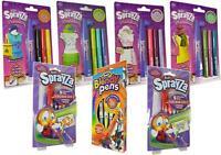 RenArt Sprayza and Blendy Pens Mega Bundle Set of 7 packs - ALL INCLUDED!!