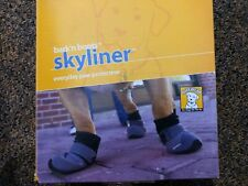 "Ruffwear Skyliner Bark'n Boots Everyday Paw Protection Dog Boots XS 2.25"" green"