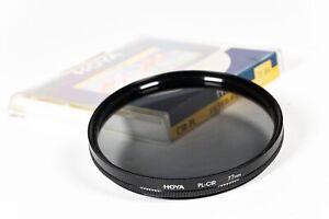 Hoya 77mm CIR-PL Circular Polarizer Polarising Filter