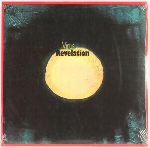 Virus , Revelation   Vinyl Record *USED*