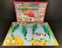 Waddingtons Crazy Crocodiles 1988 100% Complete Retro Vtg Board Game 80s Family