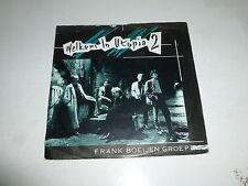FRANK BOEIJEN GROEP - Welkom in utopia - Scarce 1987 German Juke Box Single
