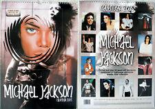 Michael Jackson Calendrier 2005 Calendar Kalender Poster Posters Stickers