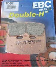 EBC Sintered HH Front Brake Pads 2004-2008 Buell XB12R Firebolt # FA345HH