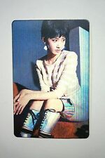 SNSD Girls' Generation You Think YoonA Official Lenticular 3D Photo Sticker Card
