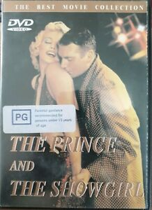 The Prince and the Showgirl - DVD - R4 - 1957 - edk