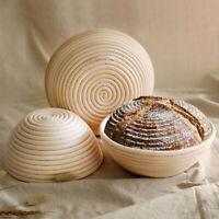 Bread Banneton Brotform Dough Basket Rising Multi-Size Rattan Bread Proofing G3D