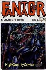 FANTAGOR #1, Richard Corben, Den, Heavy Metal, FN+, 1970, Underground