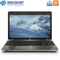 "HP Laptop Probook 15.6"" Computer Intel Core i3 2.1GHz 8GB 320GB Windows 10 Pro"
