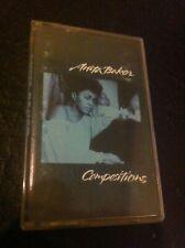 Anita Baker Compositions cassette Elektra 1990 talk to me soul inspiration WEA