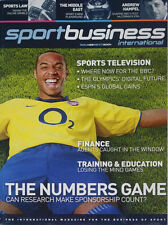 Sport Business International Mag 89 Thierry Henry (Arsenal), Rugby World Cup