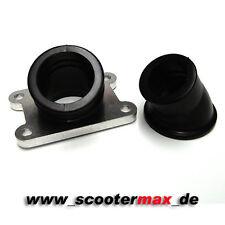 Tuning Ansaugstutzen Minarelli AM6 Motor Yamaha DT50 TZR Aprilia MX 50 usw.