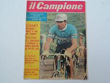*Rare Vintage 1950s 'IL CAMPIONE' - Italian Cycling Magazine - 7 September 1959*