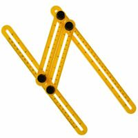 Measuring Angle-izer Multi Angle Ruler Template Tool DIY Angleizer angle izer