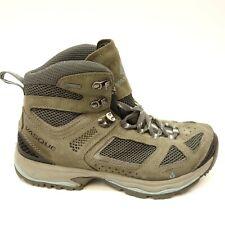 Vasque Womens Breeze III Gray GTX Athletic Hiking Trail Outdoor Mid Boots Sz 9