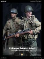 Facepoolfigure FP-003 1/6 WWII Gunner US Ranger Private Sniper Action Figure