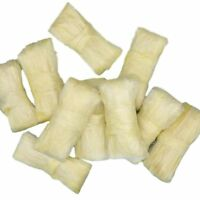 10Pcs Lot Casing For Sausage 28/30 Dry Shell Sheep Salami Filler Tube Maker