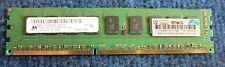 Micron MT9JSF12872AZ-1G4G1ZF 1 GB PC3-10600 DDR3-1333MHz 240-Pin memoria DIMM