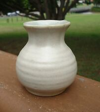 Lovely Little Vintage Australian Pottery Nell & Robert McCredie NSW Vase *