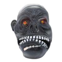 Children Gifts Spooky Head Mask Finger Puppet Toys Halloween Story Props Y