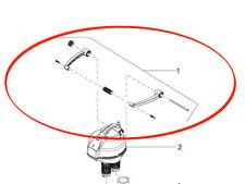 Oasi di RICAMBIO STAFFA MANIGLIA CON VITE pondovac 3/4/5 pezzo di ricambio 44024 (13911)